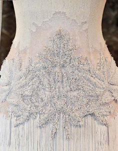 Givenchy couture details