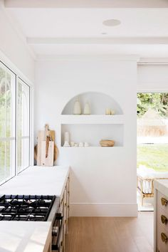Architecture Renovation, Home Renovation, Home Remodeling, Kitchen Renovations, Home Design, Three Birds Renovations, Classic Kitchen, Minimal Kitchen, Sweet Home
