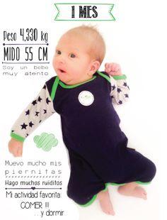 """[gallery ids=""""850,847,848,849,846″ type=""""rectangular""""] Los bebes van creciendo.. y esta es una forma muy practica de recordar los detalles y momentos mas especiales y…"""