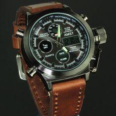 374cd2d5cb6 Unique Vogue Men Swimming Digital LCD Quartz Outdoor Sports Watches Relogio  Masculino Clock With Han