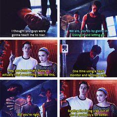 #TeenWolf #3x14 #MoreBadThanGood ... Oh Stiles, how we love your sass!