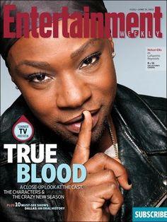Countdown to 'True Blood' Season 5 Premiere -- Nelsan Ellis as Lafayette