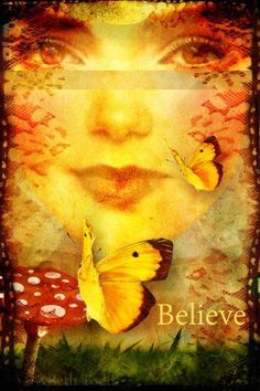 Believe © Beth Todd - All Rights Reserved Created with Crowabout StudioB's 'I Believe In...' @ MischiefCircus.com. Digital image kits for your art, collage, mixed media art and scrapbooking. #photomanipulation #digital  #art #scrapbook #collage #artjournaling #atc