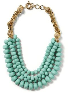 banana-republic-turquoise-bold-bead-necklace http://www.lyst.com/shop/filter/