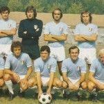 Giorgio Chinaglia e Maestrelli, come nel 1974, per sempre insieme » Football a 45 giri | Football a 45 giri