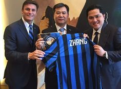 """Onewstar: Inter è della Suning, """"la renderemo top in Europa"""""""