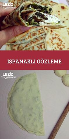 Pancakes with spinach - Rana Pasta Rezepte - Paleo Casserole Recipes, Meat Recipes, Spinach Dinner Recipes, Rana Pasta, Turkish Recipes, Ethnic Recipes, Arabic Food, Breakfast Recipes, Food And Drink