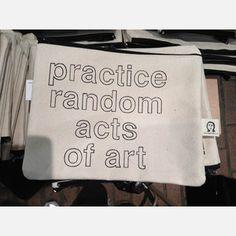 random acts bag