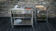 #kueche Outdoor Küchen von JOKODOMUS für echte Kenner #Outdoor #Küchen #von #JOKODOMUS #für #echte #Kenner