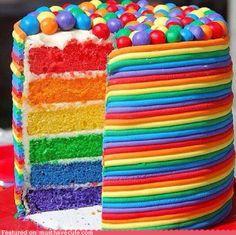 Rainbows on Rainbows