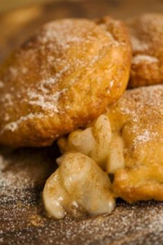 Skillet Fried Apple Pie