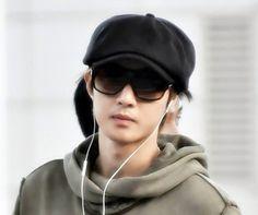 Kim Hyun Joong 김현중 ♡ hat ♡ sunglasses ♡ Kpop ♡ Kdrama ♡ \(^o^)/
