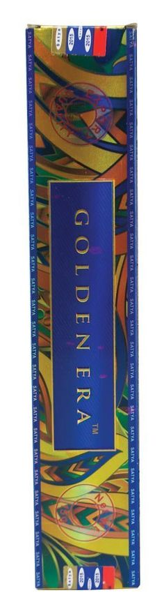Satya Golden Era Incense -- See this great product. (This is an affiliate link and I receive a commission for the sales)