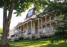 Experience the Wonders of Chautauqua - victoriamag.com #athenaeum #hotel