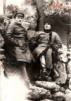 Caucasus 1918-1920  Taken during the Russian Civil War.