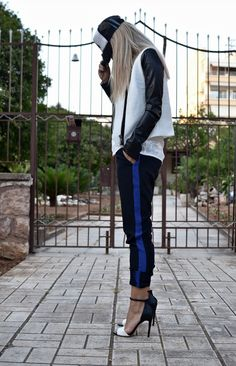 Sporty Chic - I want this outfit!
