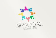 My Social Logo by eSSeGraphic on Creative Market
