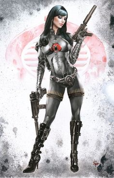 Baroness by DarkSilverStudio on DeviantArt