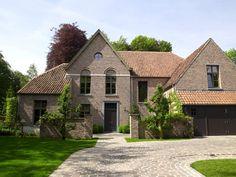Sels Exclusieve Villabouw1 - Vlaams landhuis Schoten - Hoog ■ Exclusieve woon- en tuin inspiratie.