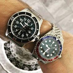 Rolex Batman, Gmt Master 2, Rolex Watches, Accessories, Jewelry Accessories