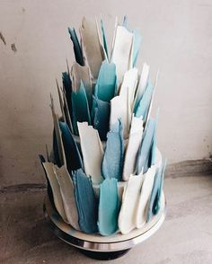 Brushstrokes Cakes By Kalabasa Bakery | Style Pantry | Bloglovin'
