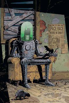 Character Concept, Character Art, Concept Art, Character Design, Steampunk, New Retro Wave, Dark Drawings, Arte Cyberpunk, Comic Styles