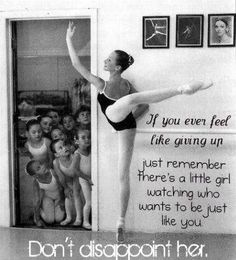 True. #Dance #inspiration #ballet