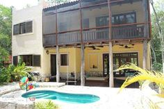 Residential Property for sale in Tulum Mexico Steen'S House : Green-Built Home In Los Arboles Tulum, Tulum, Quintana Roo