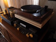 Linn Lp12 turntable goes well on any system, trust us , Lounge376 and Stereo Passion International