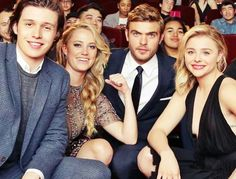 5th wave cast ... none of them look anything like what I was picturing.