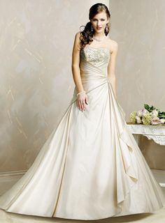 Chelsea Gown by Maggie Sottero  Wedding Gown