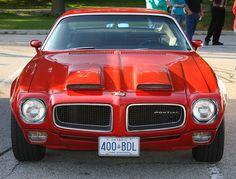 1971 Firebird Formula
