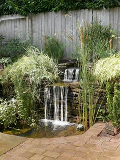 for Every Kind of Yard and Landscape Take a look at ideas for water features including pools, fountains, waterfalls and ponds.Take a look at ideas for water features including pools, fountains, waterfalls and ponds.