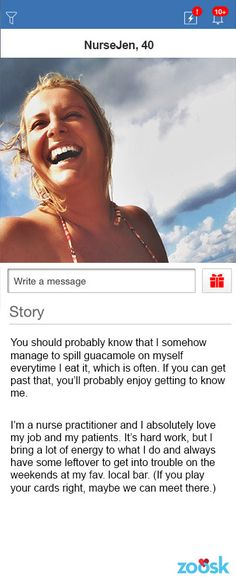 Hilarious dating profile descriptions