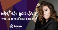 JOIN me in going through a few client examples of things that soul entrepreneurs are undertaking in their conventional marketing journey and how Soul Brand Marketing® can be applied. Business Tips, Online Business, Make Money Online, How To Make Money, Social Media Branding, Starting A Business, 5 Things, Brand Identity, Branding Design