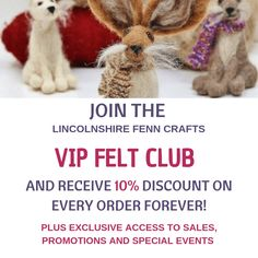 How To Needle Felt With Lincolnshire Fenn Crafts – How to needle felt for beginners onward. Full of needle felting ideas, advice, tips, tutorials and tea, lots of Yorkshire Tea! Needle Felting Kits, Needle Felting Tutorials, Wet Felting, Yorkshire Tea, Needle And Thread, Are You Happy, This Or That Questions, Pattern, Club