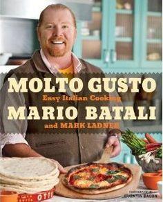 Eggplant Parmesan, and Basic Pasta Dough: Mario Batali. ###