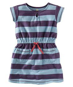 Another great find on #zulily! Powder Blue Cape Point Beach Dress - Girls by Tea #zulilyfinds