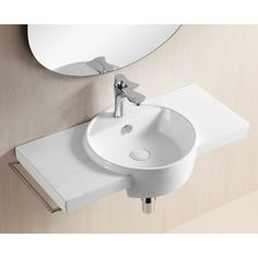 Caracalla, Caracalla CA40016, , Bathroom Sink Caracalla Ca40016