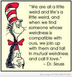 Dr Seuss Explaining Love