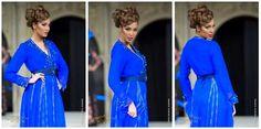 Caftan Bleu 2015 Sélection - Robes à Vendre | Caftan Marocain Boutique
