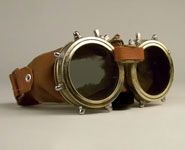 How To Make Steampunk Goggles: Tutorial 5