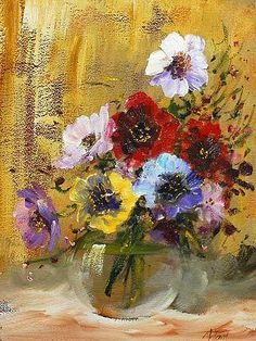 Still Life Pansies; 39 x 29 Be Still, Still Life, South African Artists, Pansies, View Image, Gentleman, Appreciation, Auction, Oil