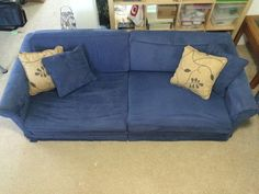 Sydney Willoughby Freecycle Offer Blue Couch Macquarie Park Nsw 2113