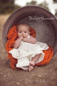 Baby in a barrel | Shop. Rent. Consign. http://MotherhoodCloset.com Maternity Consignment                                                                                                                                                     More