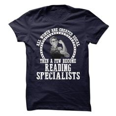 Reading Specialists - #unique gift #day gift. GET => https://www.sunfrog.com/LifeStyle/Reading-Specialists.html?68278