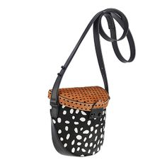 Loeffler Randall Shooter Bag - so cute, looks like a great bag to carry around on a trip
