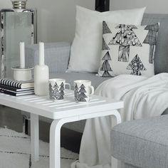 Marimekko, Nordic Style, Xmas, Christmas, Vignettes, Finland, New Homes, Magic, Interiors