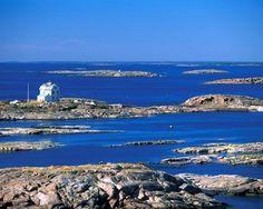 Finnish Archipelago. Baltic Sea