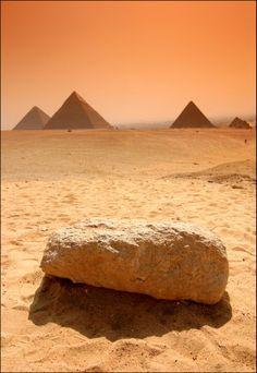 Pyramids of Gaza, Egypt